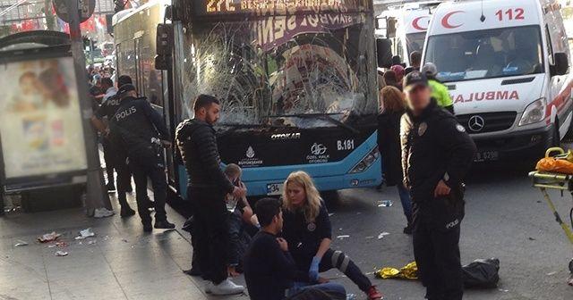 Beşiktaş'ta durağa dalan şoför için istenen ceza belli oldu
