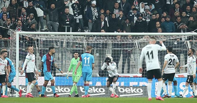 Beşiktaş Vodafone Park'ta en kötü sezonunu yaşıyor