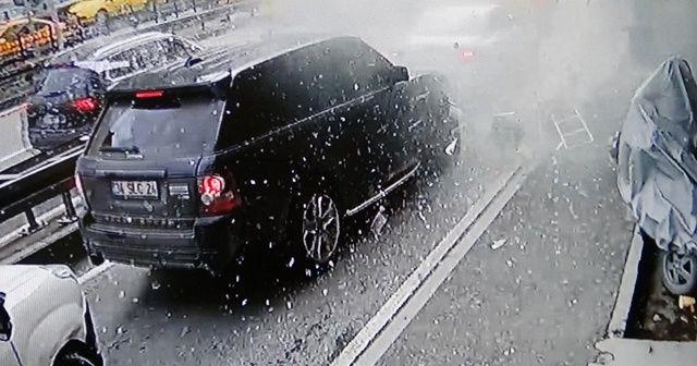 Beyoğlu'nda patlama: 1 kişi yaralandı