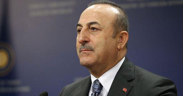 Çavuşoğlu, Ukrayna Eski Devlet Başkanı Poroşenko ile görüştü