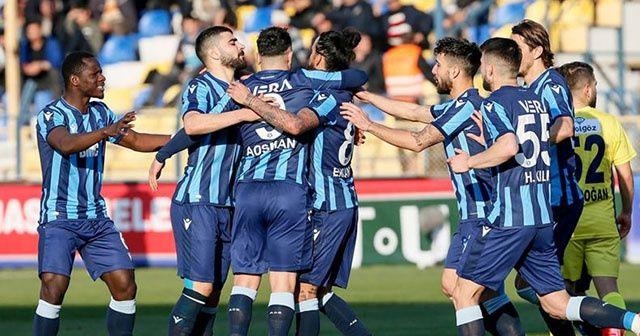 Çeyrek asırlık Süper Lig özlemi bulunan Adana Demirspor 'kritik virajda'