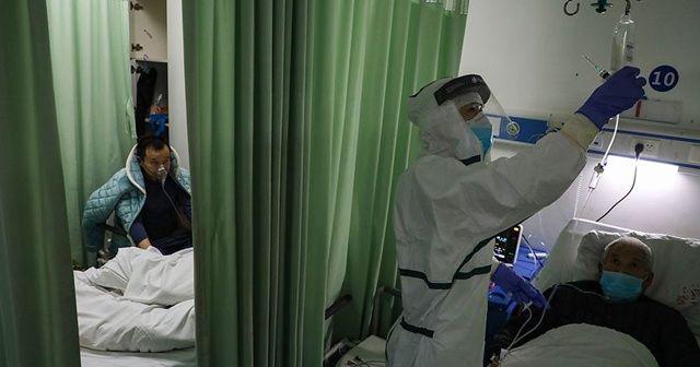 Korona virüsü salgını nedeniyle ölü sayısı 813'e yükseldi