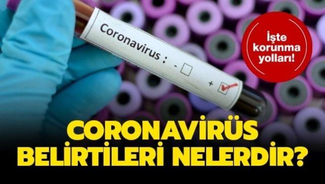 Coronavirüs (Koronavirüs) Nedir? / Coronavirüs (Korona Virüs) Nasıl Bulaşır?