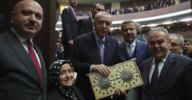 Cumhurbaşkanı Erdoğan'a doğum günü hediyesi Ordu balı