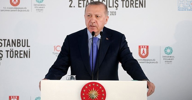 Cumhurbaşkanı Erdoğan'dan 'Teknopark' paylaşımı