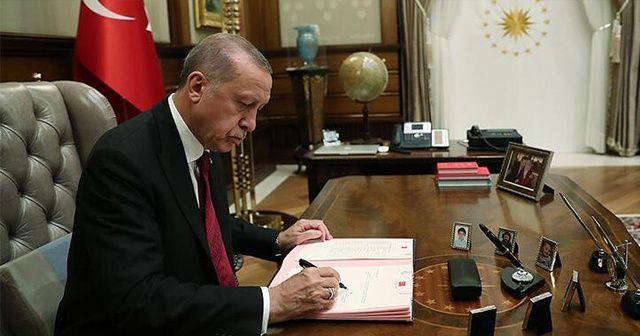 Cumhurbaşkanı Erdoğan imzaladı! Önemli görevlendirme