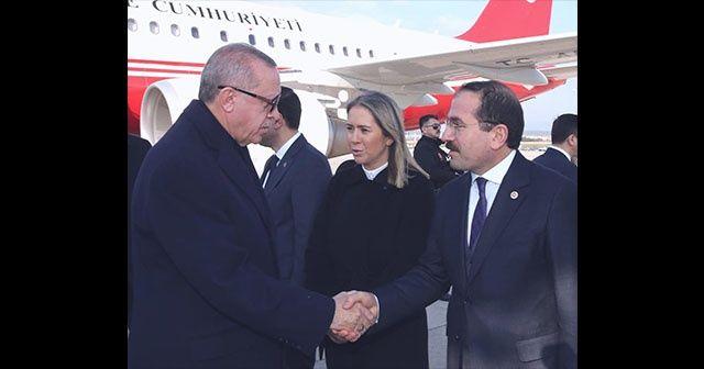 Cumhurbaşkanı Erdoğan'ın İzmir programı belli oldu