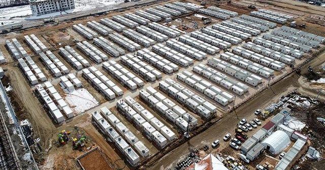 Deprem bölgesine 126 milyon 500 bin lira nakdi yardım gönderildi