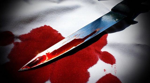 Esnaf ve müşteri arasında bıçaklı kavga: 3 yaralı