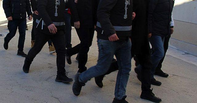 FETÖ'nün TSK yapılanması soruşturmasında 47 şüpheli hakkında gözaltı kararı