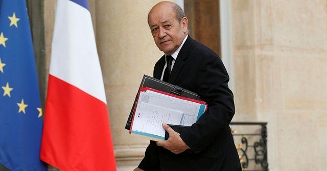 Fransa'dan Rusya ve Esed rejimini kınama ve Türkiye ile dayanışma mesajı