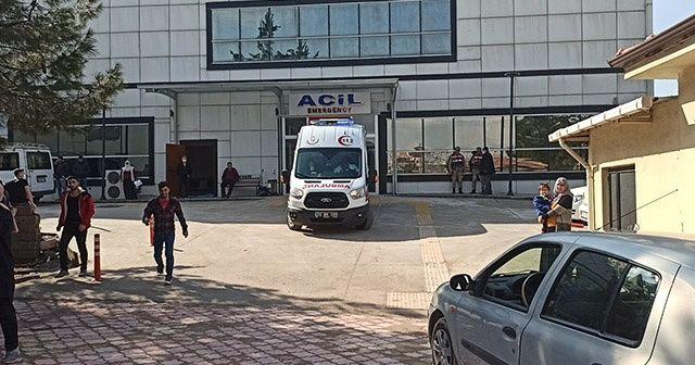 Hastanenin acil girişi kapatıldı, koronavirüsünden şüphelenen vatandaşlar korku dolu anlar yaşadı