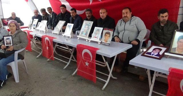 HDP önündeki evlat nöbeti 178'inci gününde