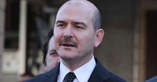 """İçişleri Bakanı Soylu: """"Herhangi bir can ve mal kaybı söz konusu değil"""""""