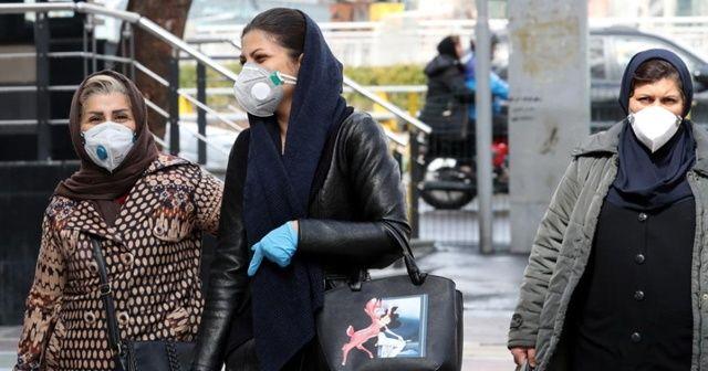 İran'da cuma namazına koronavirüs engeli