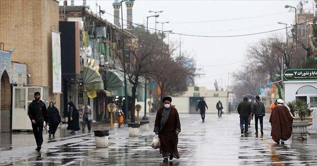 İran'ın 11 eyaletinde halka 'sokağa çıkmayın' çağrısı