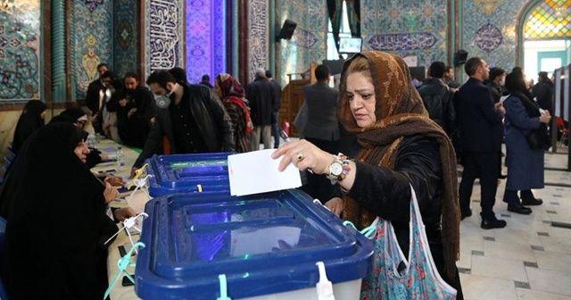 İran seçimlerinde muhafazakarlar kesinleşen 152 sandalyenin 124'ünü aldı