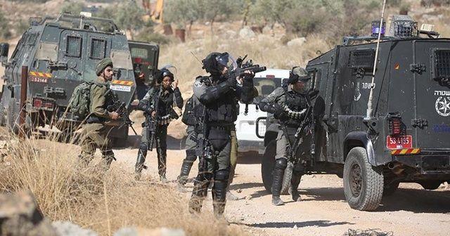 İsrail askerleri Kudüs'te 1 Filistinli çocuğu yaraladı
