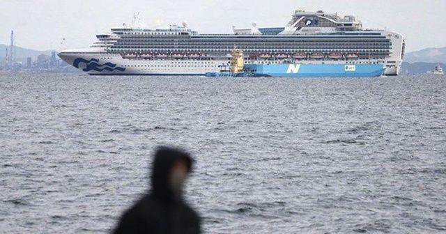 Japonya'da karantina altındaki gemide corona virüs sayısı 218'e çıktı