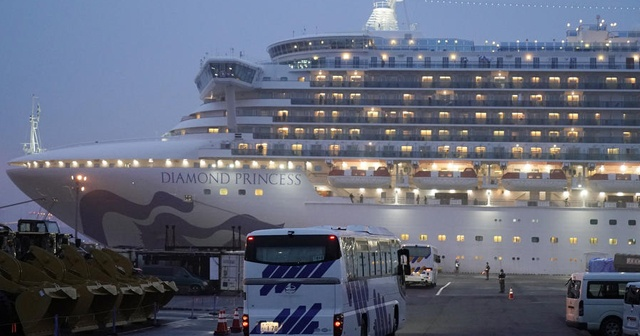 Japonya'daki karantina gemisiyle ilgili yeni gelişme