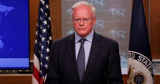 Jeffrey: Türkiye'nin İdlib'de askeri güç bulundurmasını destekliyoruz