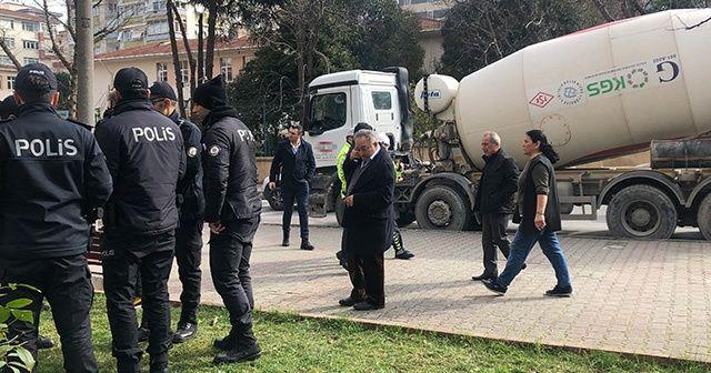 Kadıköy'de feci olay