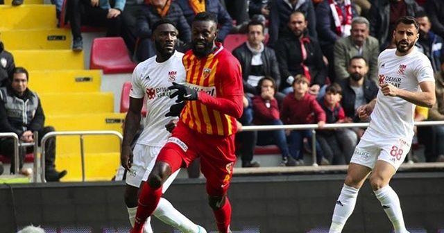 Kayserispor 6.kez 4 gol yedi