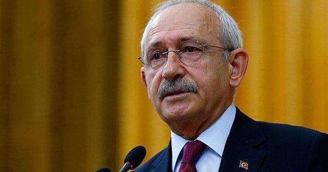 Kılıçdaroğlu'nun ilk rakibi belli oldu