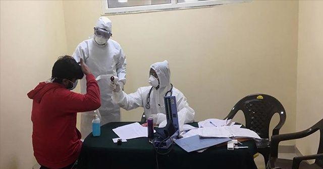 Koronavirüsle mücadele çerçevesinde Pekin'de seyahatten dönenler karantinaya alınıyor
