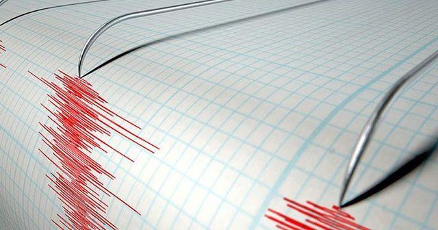 Manisa'da 4.2 büyüklüğünde deprem!