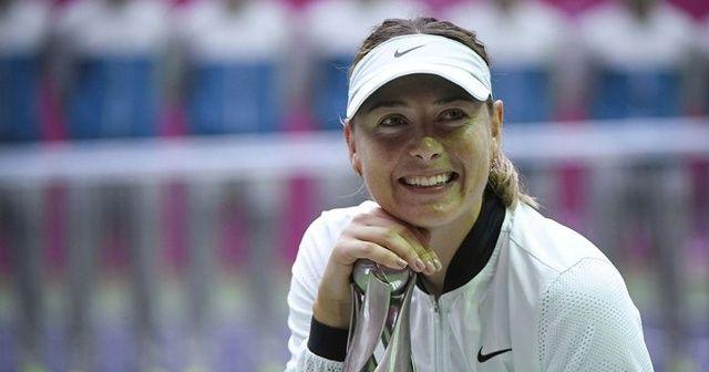 Maria Sharapova kariyerini noktaladığını açıkladı