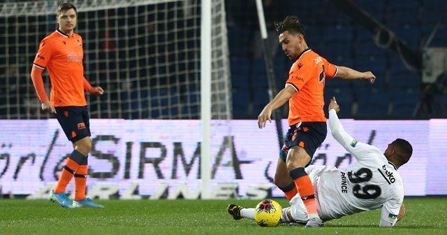 Medipol Başakşehir Beşiktaş'ı tek golle geçti