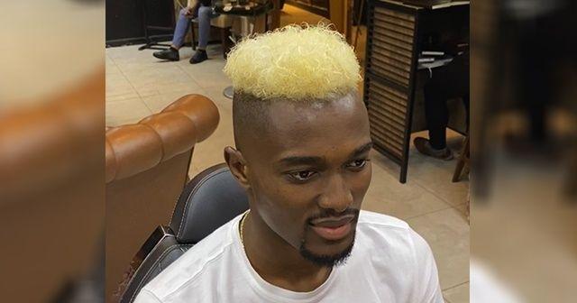 Mensah'ın yeni saç stili