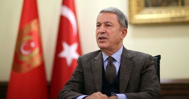 Milli Savunma Bakanı Akar: Rusya ile karşı karşıya gelme niyetimiz yok