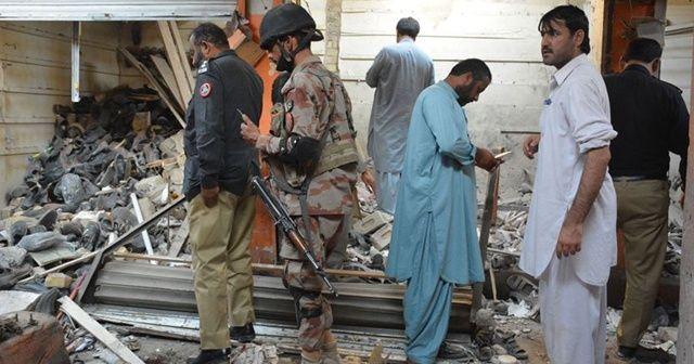 Pakistan'da protesto sırasında patlama: 7 ölü, 21 yaralı