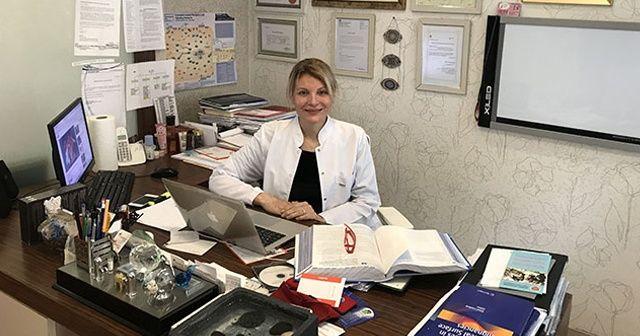 Prof. Dr. Emel Canbay: 'Sıcak kemoterapi Koronavirüs'e karşı etkisizdir'