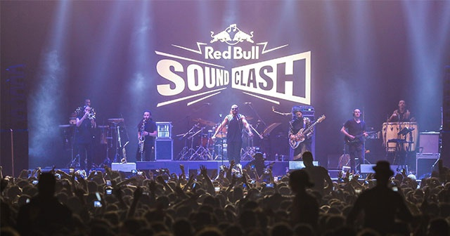Red Bull SoundClash 17 Nisan'da