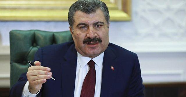 Sağlık Bakanı Koca'dan 'Van'da çığ düşmesi'ne ilişkin açıklama