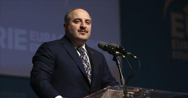 Sanayi ve Teknoloji Bakanı Varank: Türkiye'yi yükseköğretimde global bir marka haline getirmek istiyoruz