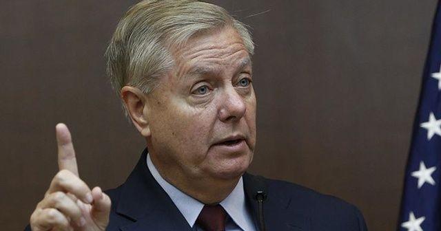Senatör Graham'dan 'İdlib'de uçuşa yasak bölge' çağrısı