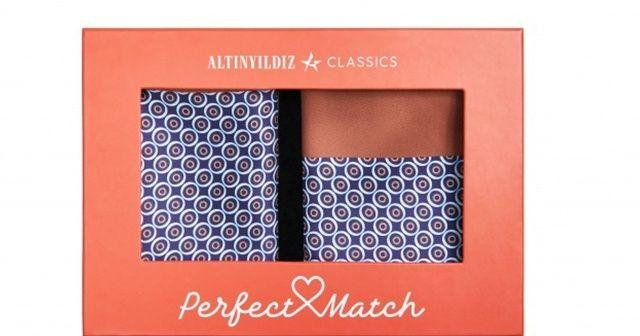 Sevgililer Günü'ne özel 'Perfect Match' hediyesi