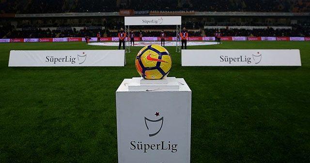 Süper Lig'de heyecan 23. hafta maçlarıyla devam edecek
