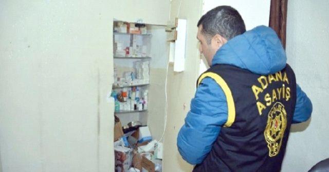 Suriyeliler, Adana'da kaçak 'hastane' kurdu