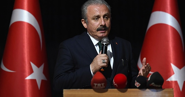 """TBMM Başkanı Şentop'tan """"Hocalı katliamı"""" açıklaması"""