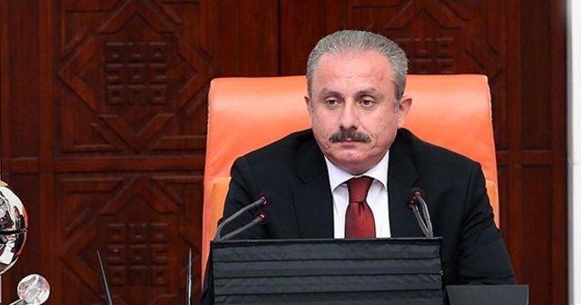 TBMM Başkanı Şentop: Türkiye hiçbir saldırı ya da alçakça girişim karşısında sessiz kalacak bir devlet değildir