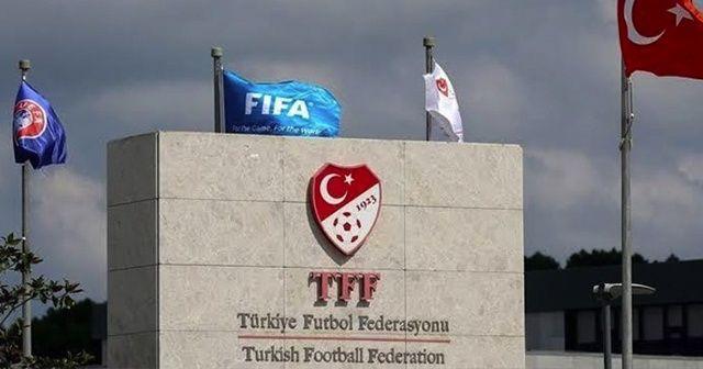 """TFF'den kulüpler ve yöneticilere """"Etik Kurul"""" uyarısı"""