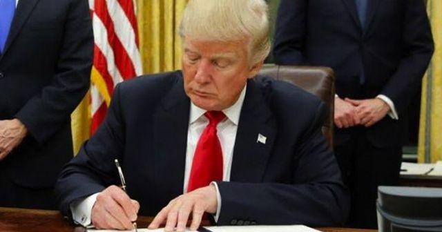 """Trump'tan 11 mahkum için """"özel af"""" kararı"""