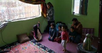 8 kişilik ailenin harabe evde yaşam mücadelesi yürekleri dağladı