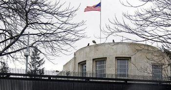ABD Büyükelçiliğinden Suriye açıklaması