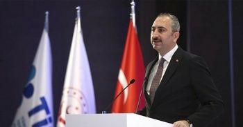 Adalet Bakanı Abdülhamit Gül'den önemli açıklamalar